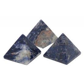 Sodalite - 5cm Pyramid