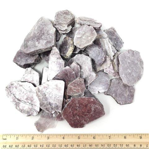 Lepidolite - Rough (1 kg parcel)