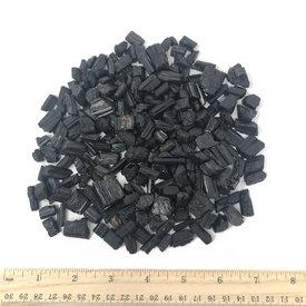 Black Tourmaline - Small Rough (1 lb parcel)