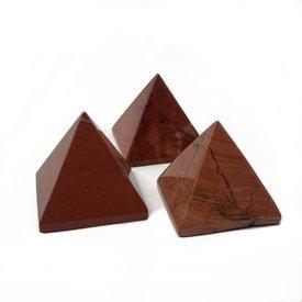Red Jasper - 5cm Pyramid