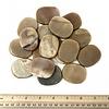 Peach Moonstone - Palm Stone Large (1 lb parcel)