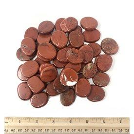 Brecciated Jasper - Palm Stone Small (1 lb parcel)