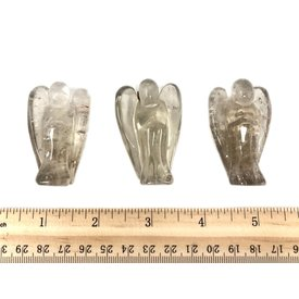 Smoky Quartz - Angels (2 inch)