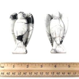 Howlite - Angels (3 inch)