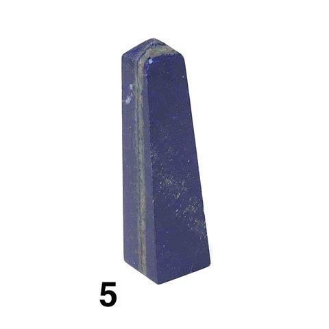 Lapis Obelisk (e)5 - .38 lb
