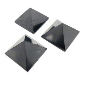 Shungite - Pyramid (Mini)