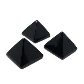 Black Obsidian - Micro Pyramid