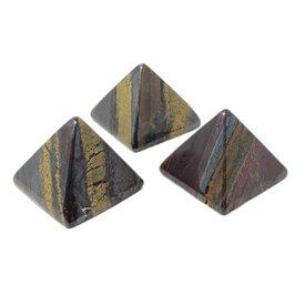 Tiger Iron - Micro Pyramid