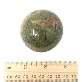 Unakite - 50mm Sphere