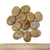 Peach Moonstone - Palm Stone Pillow (12 piece parcel)