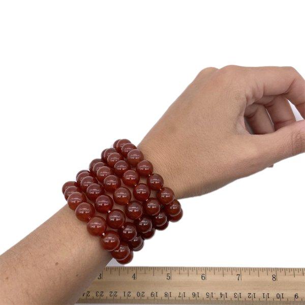 Red Aventurine - 8mm Bracelets (5 pack)