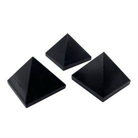 Black Tourmaline - 5cm Pyramid