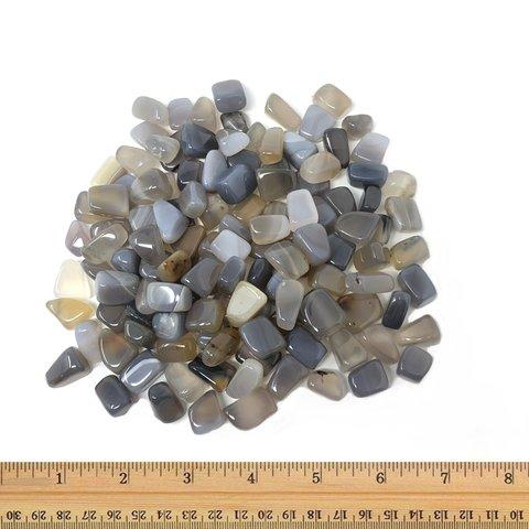 Agate - Tumbled Micro (1 lb Parcel)