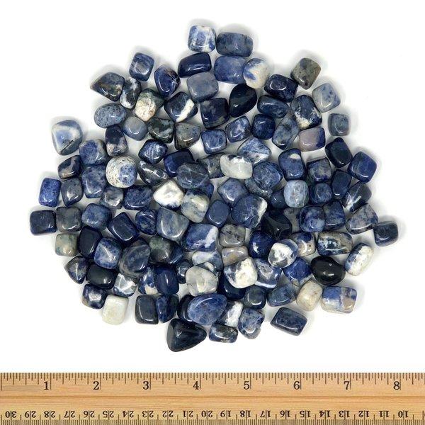 Sodalite - Tumbled Micro (1 lb parcel)