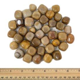 Peach Moonstone - Tumbled Small (1 lb parcel)
