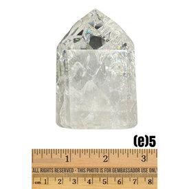 Crackle Quartz - Polished Point (e)5