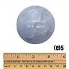 Blue Calcite Sphere - (e)5