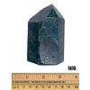 Blue Apatite - Polished Point (e)5