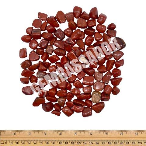 Red Jasper - Tumbled Micro (1 lb parcel)