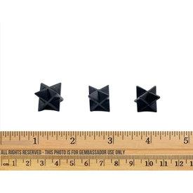 Shungite - Merkaba (2 cm)