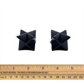 Shungite - Merkaba (4 cm)