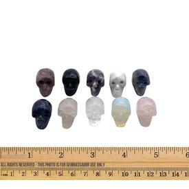 Mini Skulls (10 piece parcel)