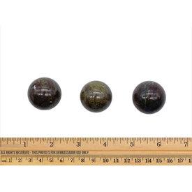 Dragon Bloodstone - 30mm Sphere