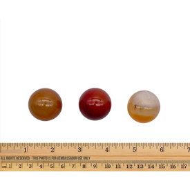 Carnelian - 30mm Sphere