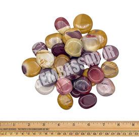 Mookaite Jasper - Other Palm Stones (1 lb parcel)