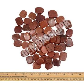 Goldstone - Palm Stone Small (1 lb parcel)