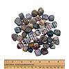 Ocean Jasper - Tumbled Small (1lb parcel)