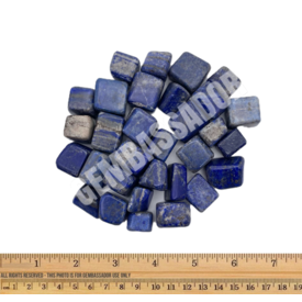 Lapis - Tumbled Other - Small (1 lb parcel)