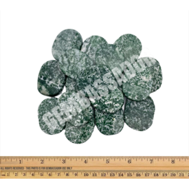 Green Point Jade - Palm Stone Large (1 lb parcel)