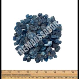 Blue Apatite - Rough Small  (1 lb Parcel)