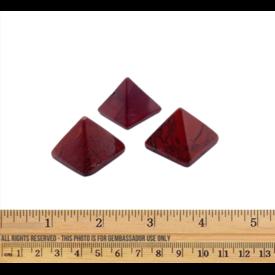 Red Jasper - Micro Pyramid