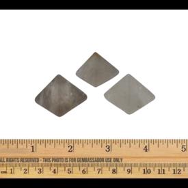 Smoky Quartz - Micro Pyramid