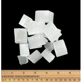 Selenite - Chutes  (Approx. 2 cm)