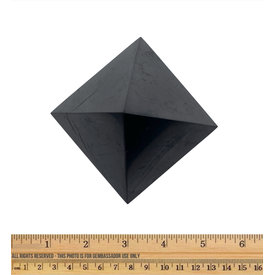 Shungite - Pyramid (8 cm)