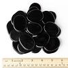 Black Obsidian - Palm Stone Large (1 lb parcel)