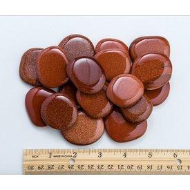 Goldstone - Other Palm Stones (1 lb parcel)