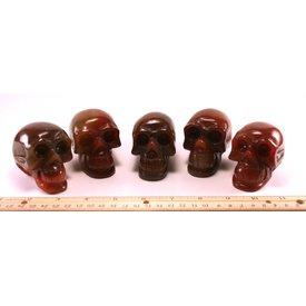 Carnelian - Skulls (3 inch)