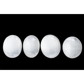 Selenite - Ovals (Approx. 4 in)
