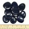 Blue Goldstone - Worry Stone (12 piece parcel)