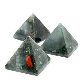 Bloodstone - Mini Pyramid