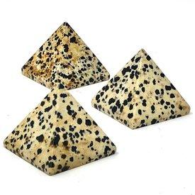 Dalmatian Jasper - Mini Pyramid