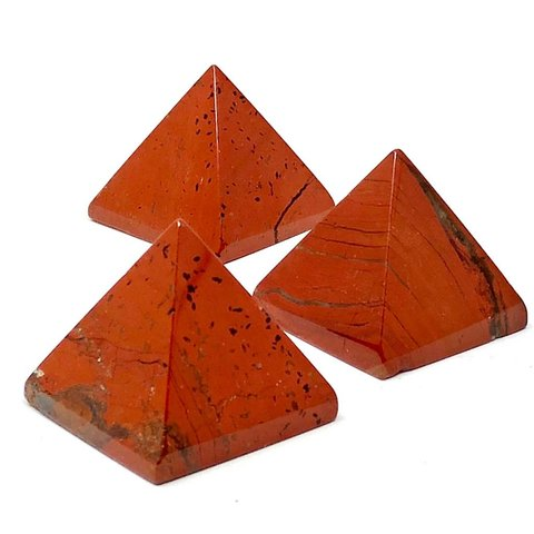 Red Jasper - Mini Pyramid
