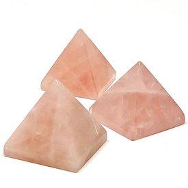 Rose Quartz - Mini Pyramid