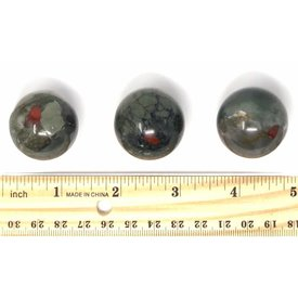 Bloodstone - 30mm Sphere