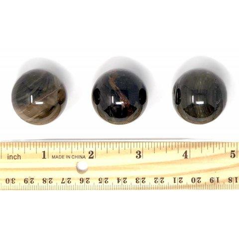Petrified Wood - 30mm Sphere