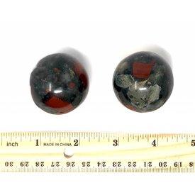 Bloodstone - 40mm Sphere